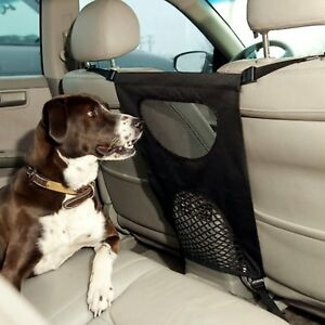 Bergan Pet Travel Back Seat Barrier , New, Free Shipping