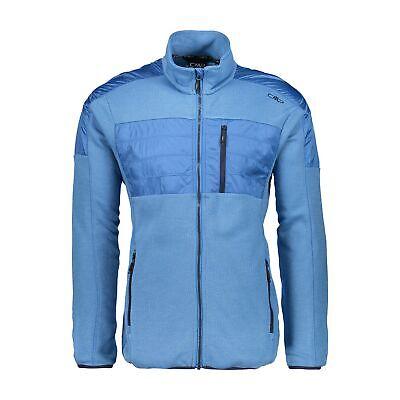 Utile Cmp Giacca Giacca Man Jacket Blu Traspirante Triete Tinta Protezione Mento-mostra Il Titolo Originale Fornire Servizi Per Le Persone; Rendere La Vita Più Facile Per La Popolazione