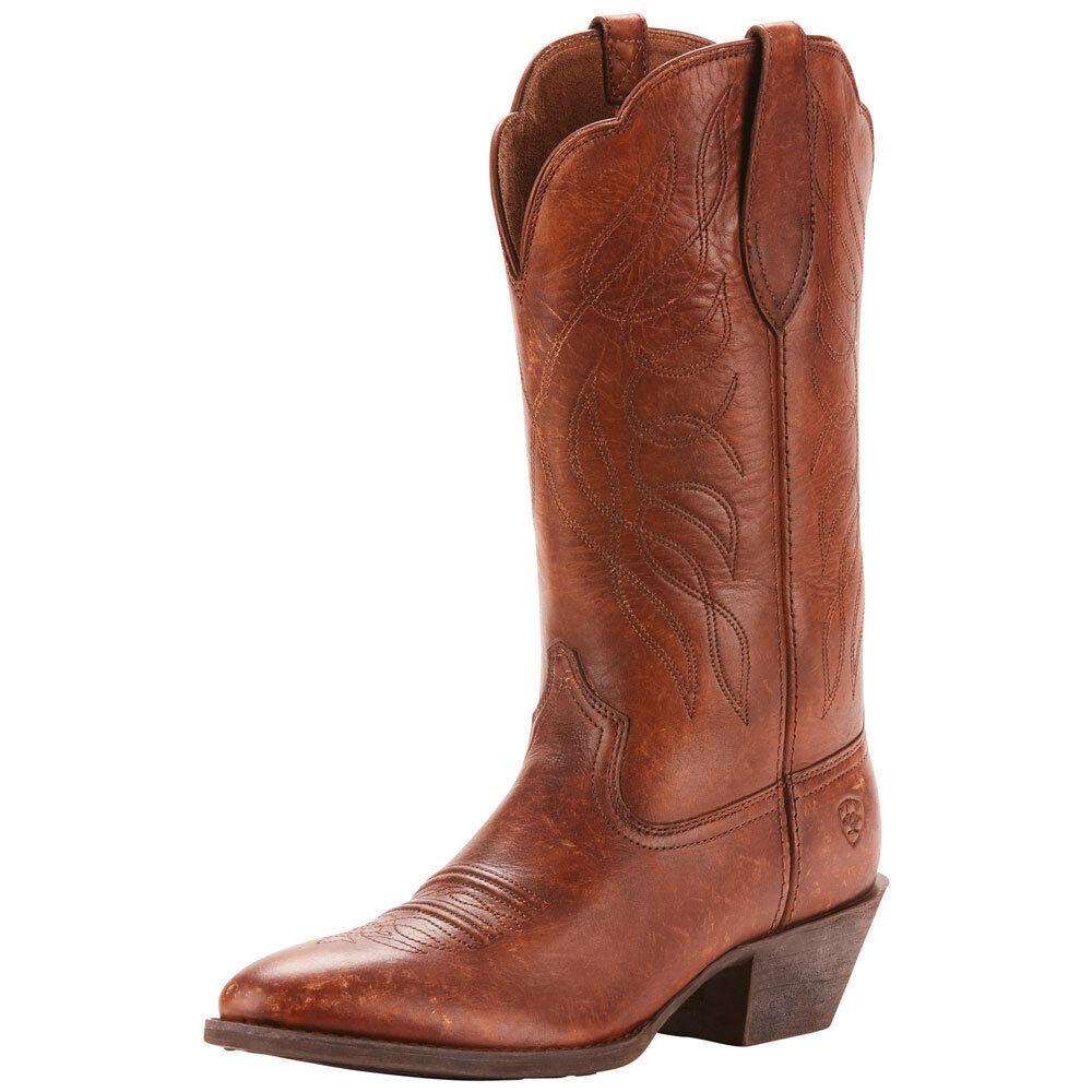 Ariat Women's Women's Women's Heritage Western R Toe Boot 10025121 ff710a