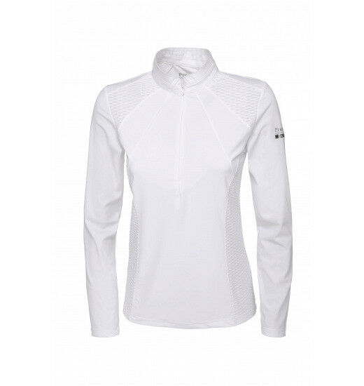 New  Pikeur Anouk Long Sleeved Competition Shirt - UK 8   16