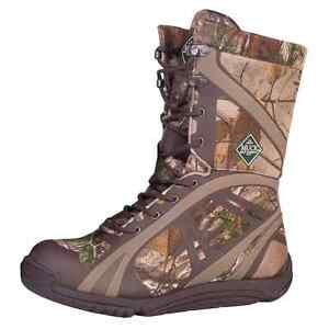 d7c07954c210 Image is loading Muck-Boots-Pursuit-Shadow-Mid-Lightweight-Hunting-Boot-
