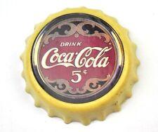 Coca-Cola USA Magnete Calamita da Frigorifero Coke - Tappo bottiglia 5c