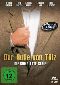 Der Bulle von Tölz - Komplettbox - Die komplette Serie - Fernsehjuwelen [36 DVD]