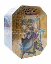 Pokemon Heartgold Soulsilver 'Shiny' Tin-Box - Raikou