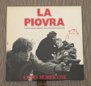 Morricone Lp La Piovra Colonna Sonora Orig Soundtrack Italy Ebay