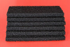 Aqua One AR126, AR380, AS126, AS380, AM600 compatible: 6 Carbon Filter Pads 1C