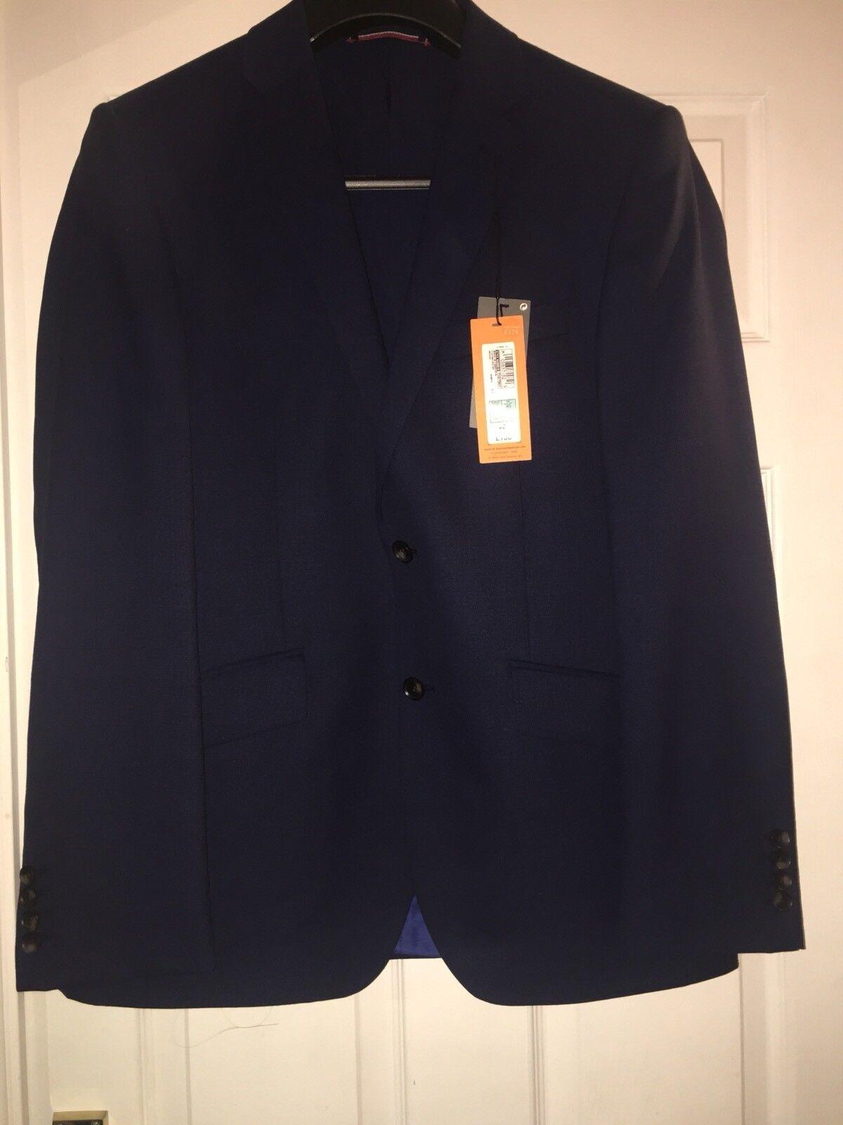 "Wool Blend Men's Blazer 40"" Medium BNWT, M&S"
