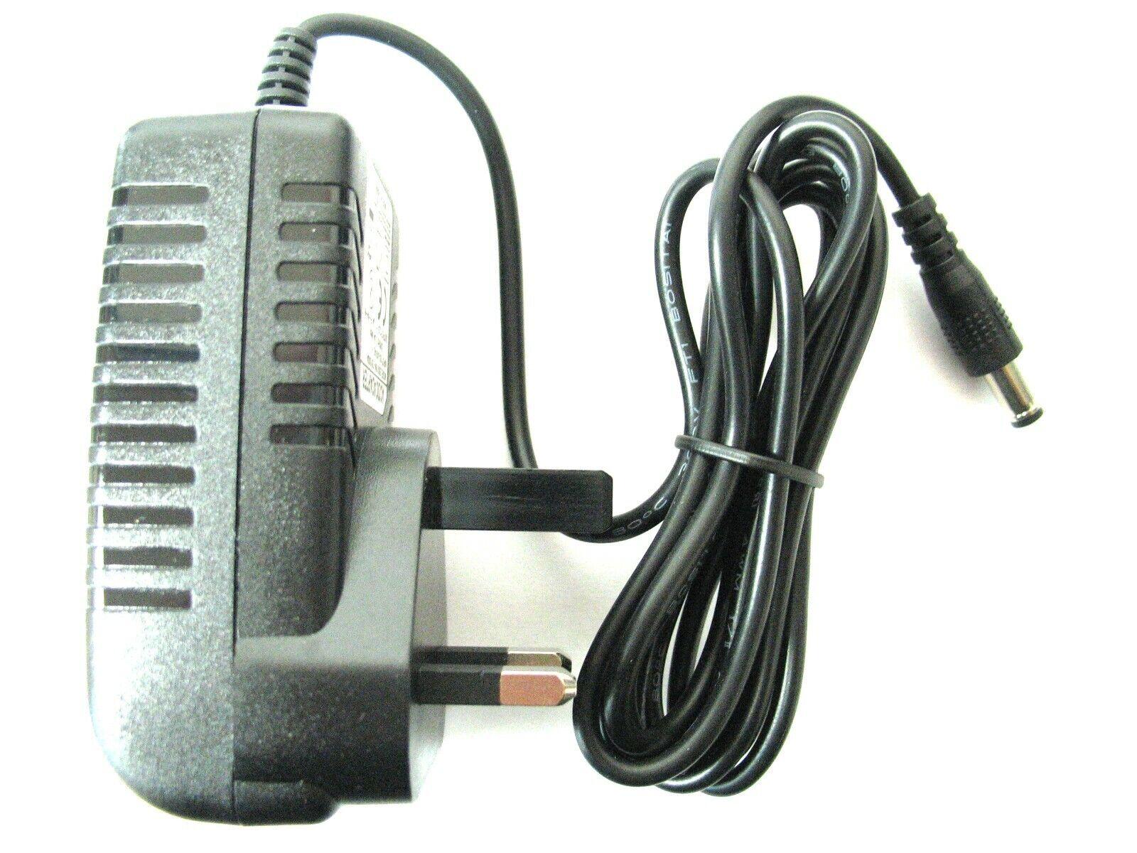 1 amp 13.5 volt AC-DC Mains Regulated Power Adaptor/Supply/Charger (13.5 watt)