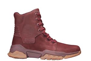 e81a1db5c11 Details about Timberland Cityforce Reveal Leather Boot # TB0A1UZWC60  Burgundy Men SZ 8 - 13