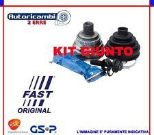 KIT GIUNTO OMOCINETICO FIAT 127 FIORINO PANDA 141 UNO LANCIA Y10 SEAT 804001