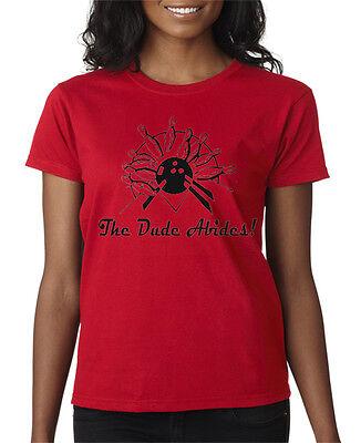 The Dude Abides T-shirt Big Lebowski 4 Colors S-3XL