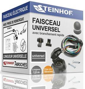 FAISCEAU-ELECTRIQUE-7-broches-pour-attelage-LAND-ROVER-FREELANDER-I-de-1998-2007