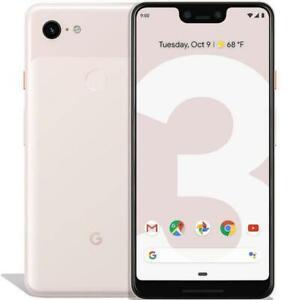 New-Google-Pixel-3-64GB-Not-Pink-4G-LTE-5-5-12MP-NFC-WIFI-Unlocked-Smartphone