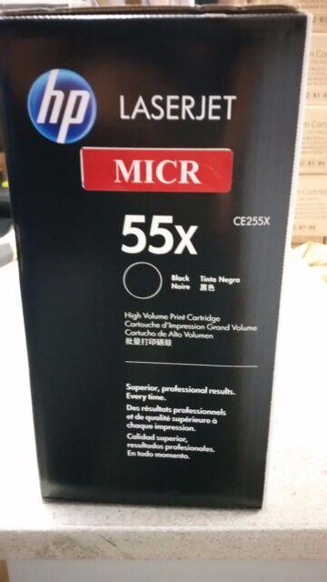 Genuine HP Troy Enabled HP CE255X  Micr Toner Use in HP LJ P3011/3015, H/Y