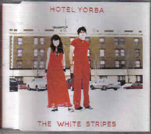 The-white-Stripes-hotel-Yorba-cd-maxi-single-incl-video