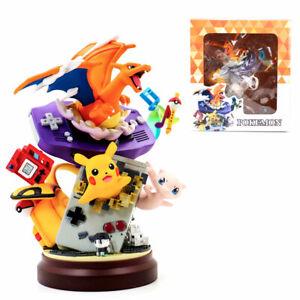 Figuarts Pokemon Charizard SHF Action Figurine Statue New In Box S.H