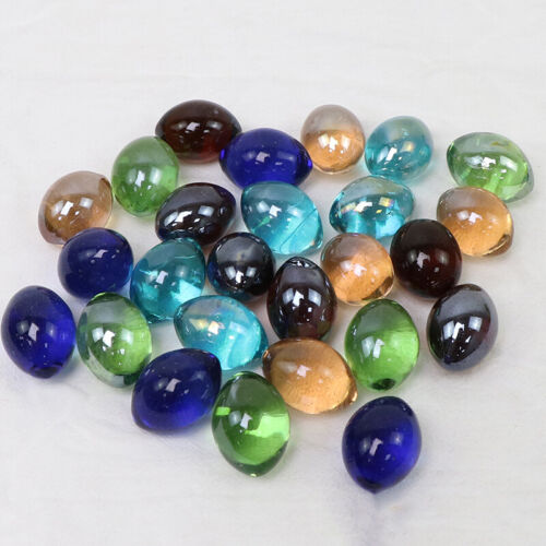 Wholesale Glass Beads Marbles Kid Toy Fish Tank Decorate Special-shaped beads