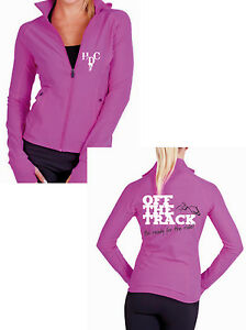 HEELS-DOWN-CLOTHING-SPANDEX-SPORT-JACKET-OFF-THE-TRACK-ALL-SIZES