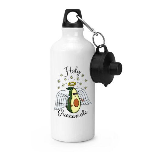 Holy Guacamole Sports boissons bouteille-Drôle d/'avocat Blague Alimentaire Végétalien Végétarien