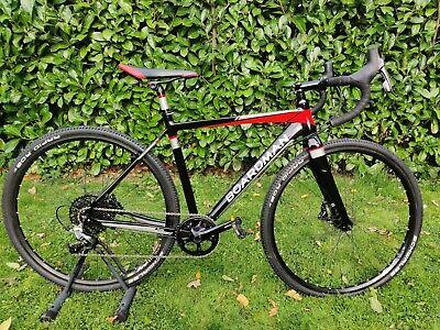 RideGuard Vision Front Mudguard for Gravel /& CX Bikes