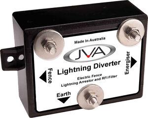 JVA-Lightning-Diverter-multi-stage-Electric-Fence-Energiser-Protection
