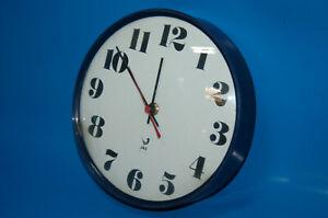 Other Watches Active Reloj De Pared Jaz Eléctrico · 20,5x20,5 Cm-coleccionismo · No Funciona-vintage Watches, Parts & Accessories