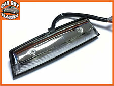 UNIVERSAL Chrome Interior Lamp Light Fits TRIUMPH TR6, VITESSE