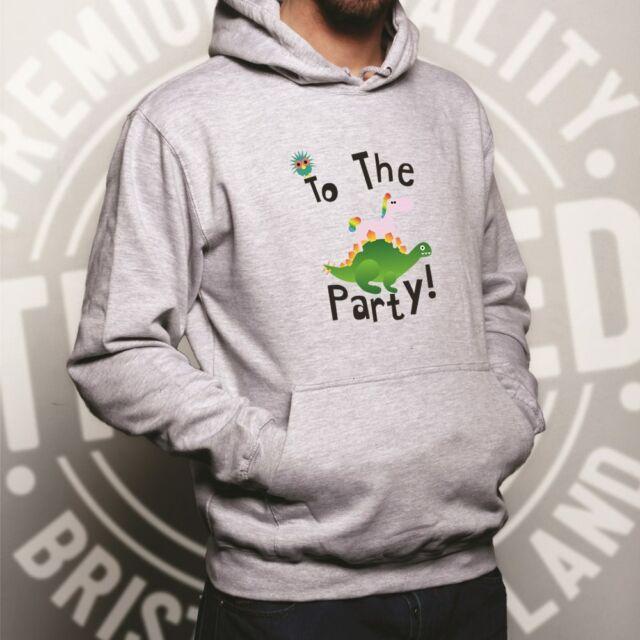 wellcoda High Five Silly Womens Sweatshirt Funny Pun Pullover Jumper
