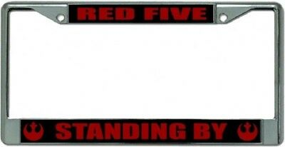 JEEP-JUST EMPTY EVERY POCKET Metal Chrome License Plate Frame