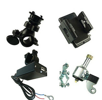 Universal Bike/Bicycle Dynamo Charger Generator w/Holder for iphone Samsung HTC