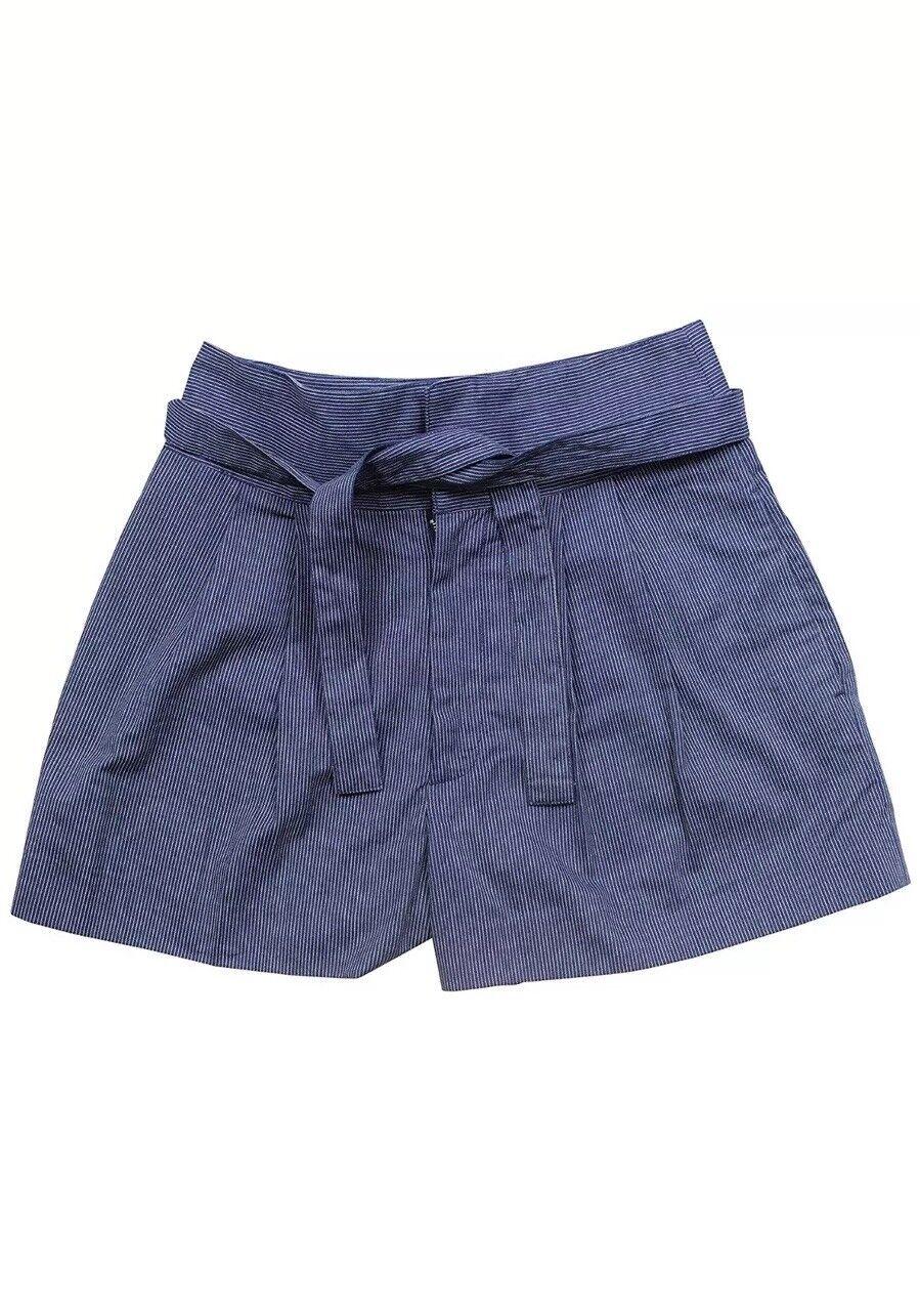 Marc Jacobs Women's bluee A-Line Shorts Sz 12  228