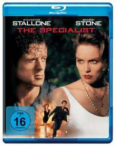 The-Specialist-Blu-ray-NEU-OVP-Sylvester-Stallone-Sharon-Stone-James-Woods