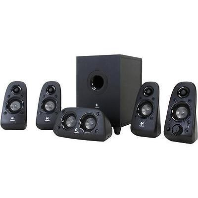 Logitech Z506 5.1 Surround Sound Speakers 980-000430