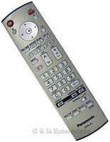 Panasonic Eur7636070r Replacement Remote For 2005-10 Pro Plasmas Us Seller