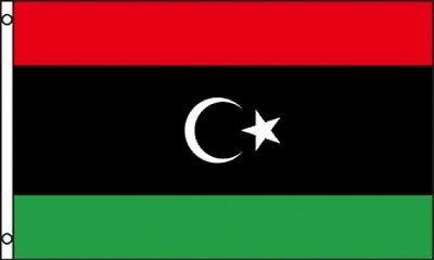 3'x5' Kingdom of Libya Flag Outdoor Indoor Banner Libyan African Freedom New 3x5