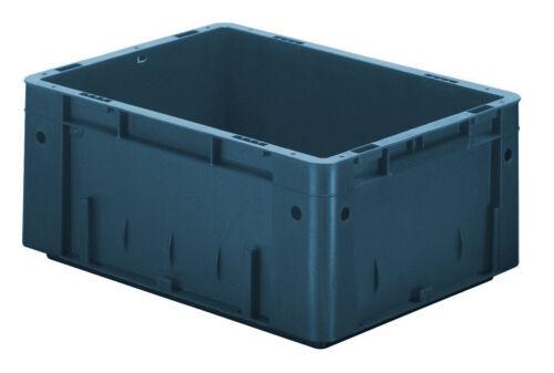Euro-Schwerlast-Stapelkasten 400x300x175mm VTK 400//175-0 LxBxH geschlossen