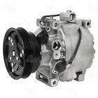 A/C Compressor-New Compressor 4 Seasons 78338 fits 96-98 Toyota Tercel