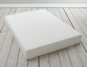 Shorty Mattress 175 Cm X 75 Cm With Removable Zip Off