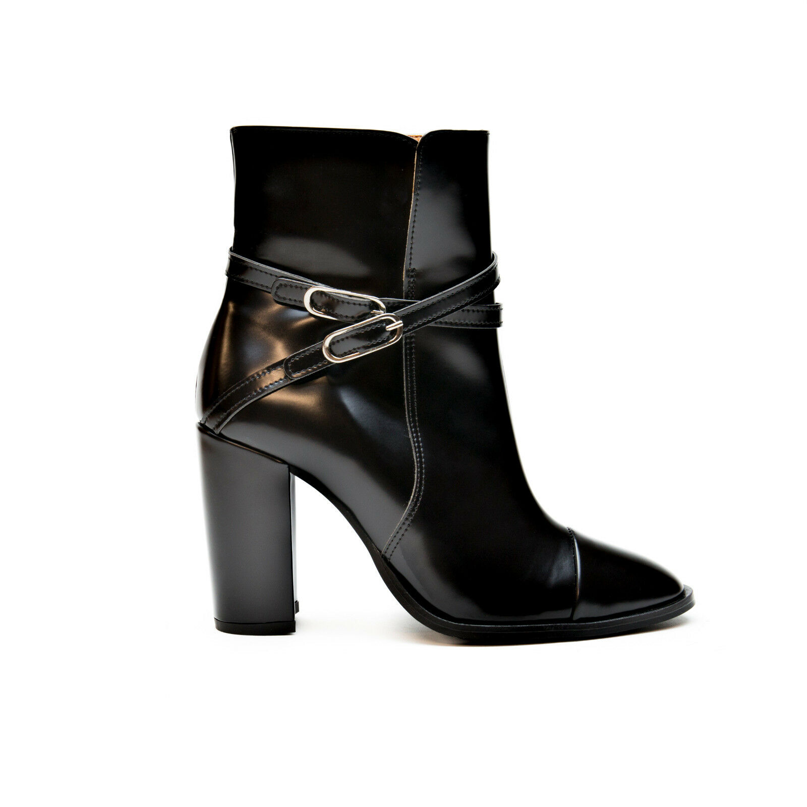Nae - Vegan High and Heel Elegant Ankle Stiefel Microfiber Breathable and High Eco 2 Strips b7e185