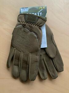 Mechanix-Fastfit-Gen2-coyote-Tactical-Gloves-Einsatz-Dienst-Handschuhe-BW-Army