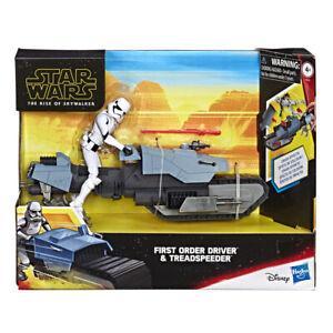Star Wars Figura Con Vehículo Figuras temáticas Figuras de acción 4 Años+