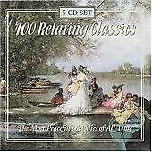 Various Composers - 100 Relaxing Classics CD (1999)