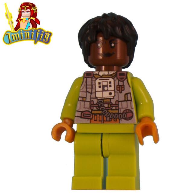 'Beyond Super' Custom LEGO Minifigure pad printed