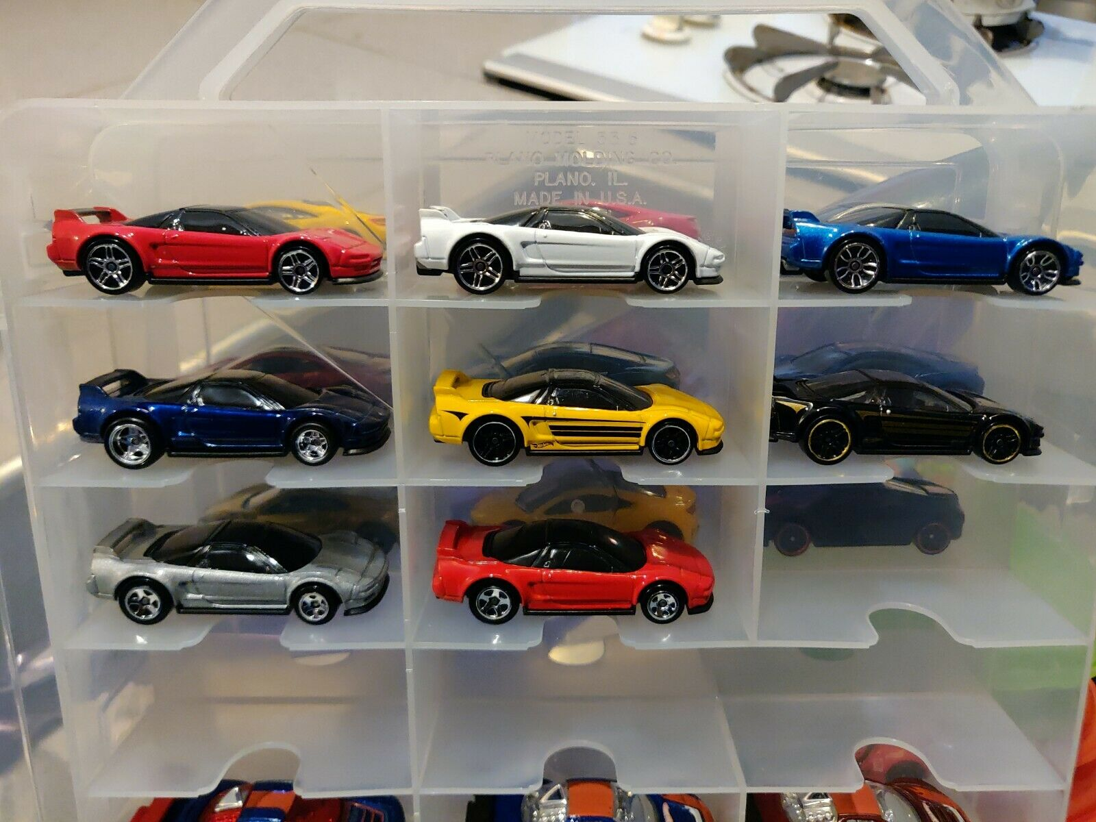 Hot Wheels 90 Acura NSX Lot Of 8  Super TH