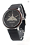 Vulcan-motif-watch-S-Steel-case-wood-bezel-M-F-Friend-or-Foe-Miyota-Quartz thumbnail 1
