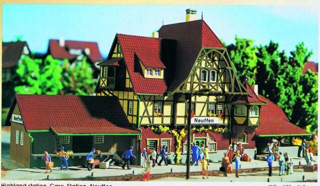 Vollmer 43510 Railway Station Neuffen, Kit, H0