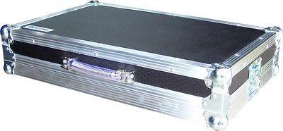 Hex DYNACORD Powermate 1600 Mixer Desk Swan Flight Case