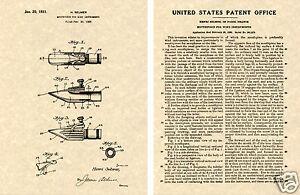 Selmer-Sax-Mouthpiece-US-Patent-Art-Print-READY-TO-FRAME-1931-Saxophone-reed