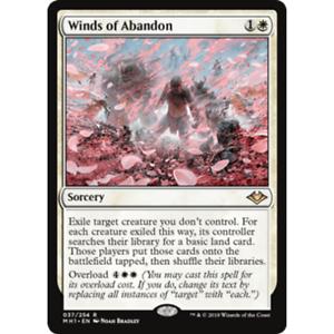 The Gathering Magic Modern Horizons Winds of Abandon