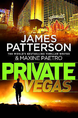 1 of 1 - **NEW PB** Private Vegas: (Private 9) by James Patterson (Paperback, 2015)